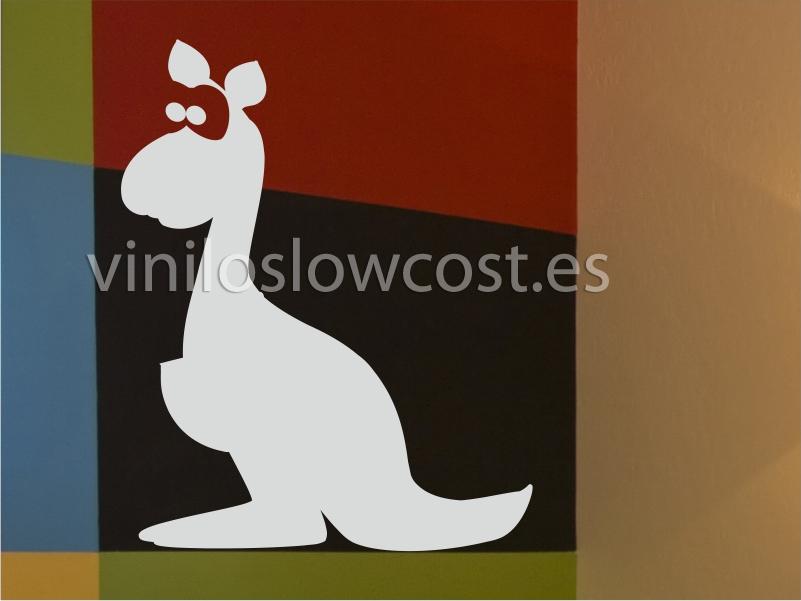 Vinilo canguro